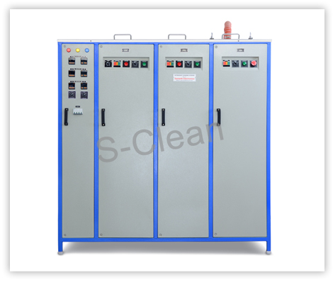 Multi Stage Ultrasonic Cleaners