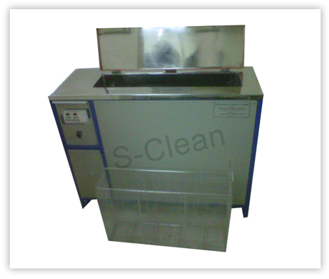 Ultrasonic Stencil Cleaners