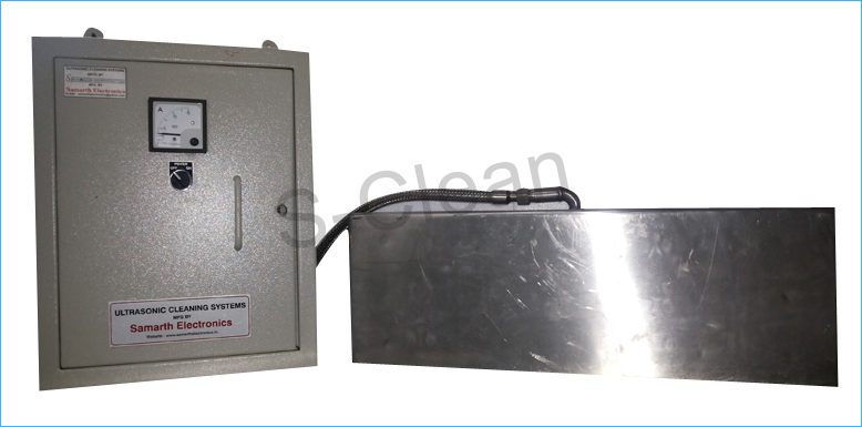 ultrasonic cleaner for industrial immersible