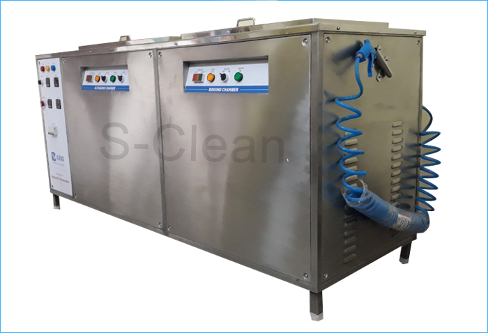 Ultrasonic Cleaner With Dryer